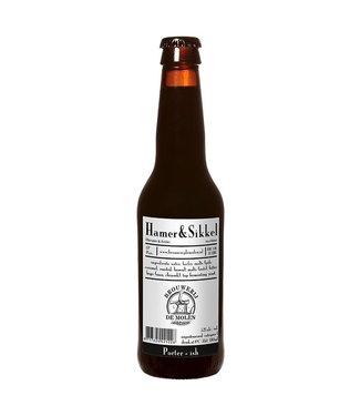 Brouwerij de Molen Brouwerij de Molen Hamer & Sikkel 24x33CL