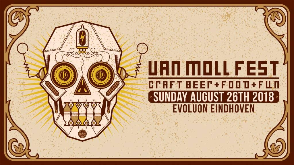 Nieuwsbrief 9 augustus 2018 - Van Moll Fest