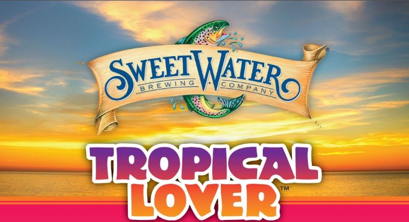 SweetWater Tropical Lover & Barrel Aged bieren