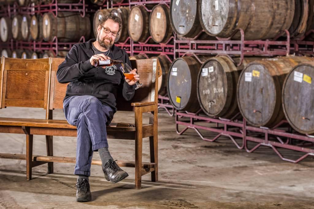 Brouwerij de Molen bieren & Van Moll Hopocalypse Now in blik