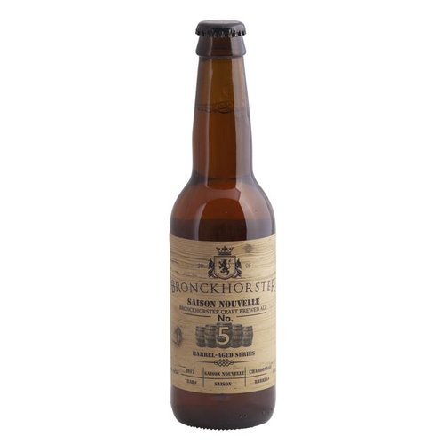 Bronckhorster BA No. 5 - Saison Nouvelle Chardonnay
