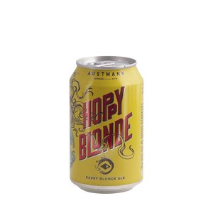 Austmann Hoppy Blonde Blik