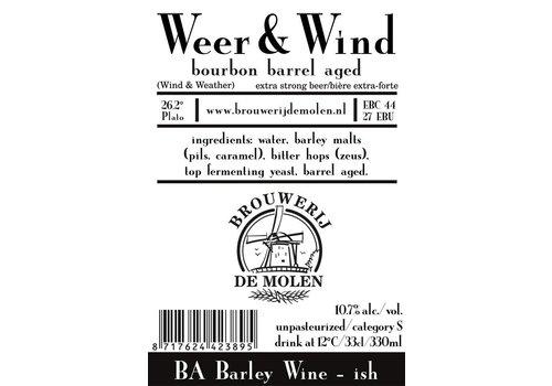 Brouwerij de Molen Weer & Wind Bourbon