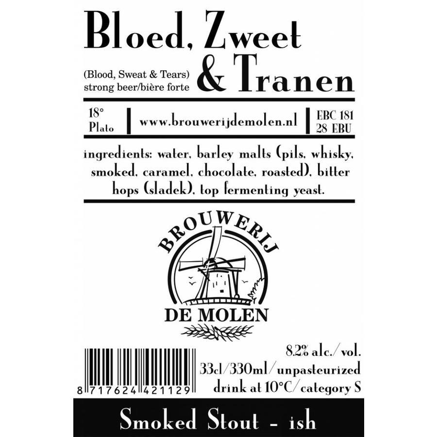 Brouwerij de Molen Bloed, Zweet & Tranen