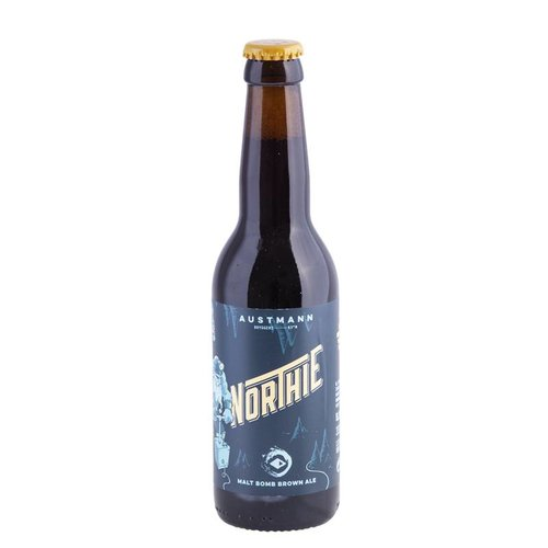 Austmann Northie Brown Ale