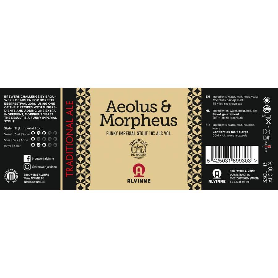 Alvinne Aeolus & Morpheus