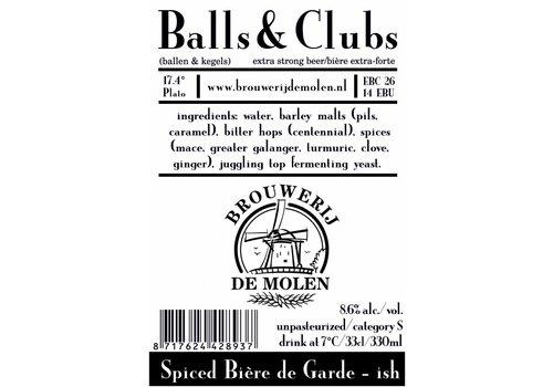 Brouwerij de Molen Balls & Clubs