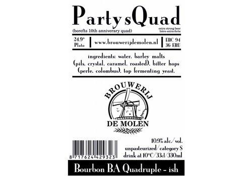 Brouwerij de Molen Party sQuad