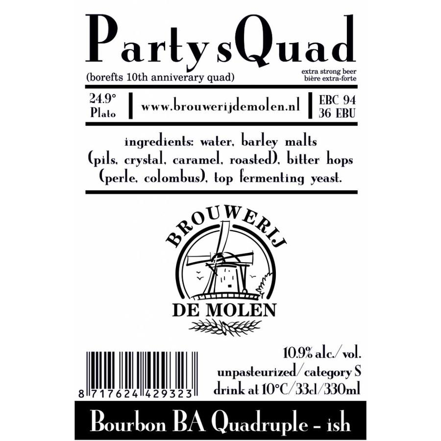 Brouwerij de Molen Party sQuad