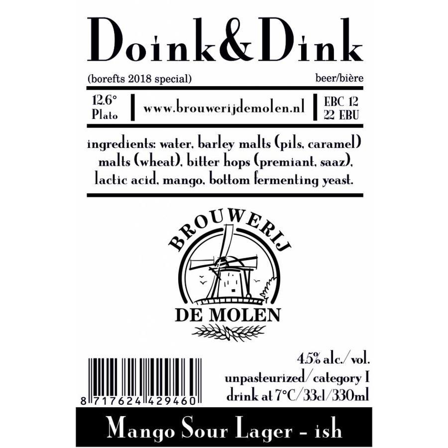 Brouwerij de Molen Doink & Dink