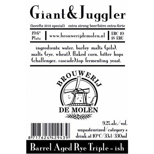 Brouwerij de Molen Giant & Juggler