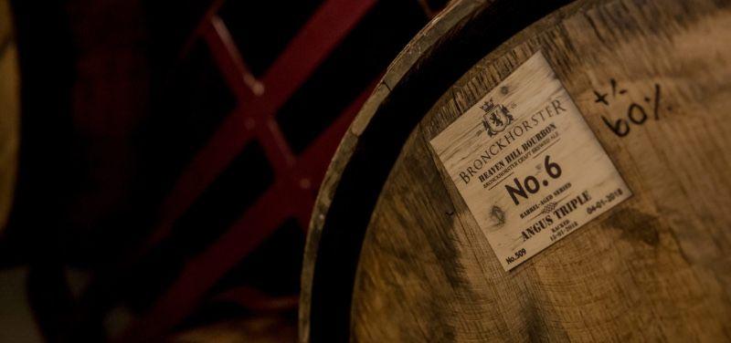 Bronckhorster barrel aged serie & nieuwe dubbel