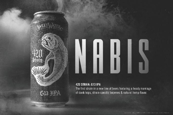 Nieuwe hit uit Amerika: IPA met cannabis aroma