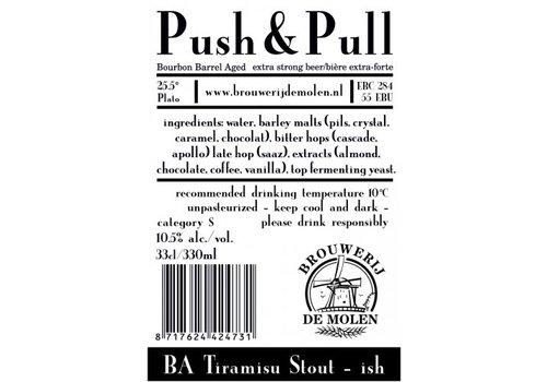 Brouwerij de Molen Push & Pull BA