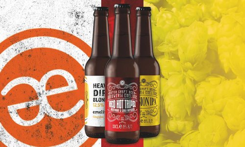 Emelisse Red Hot Tripel en Emelisse Session IPA