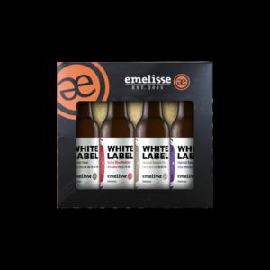 Emelisse White Label Cadeau 4-pack