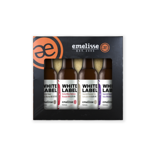 Emelisse White Label Cadeau 4-pack