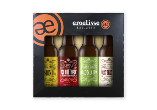 Emelisse Introduction Cadeau 4-pack