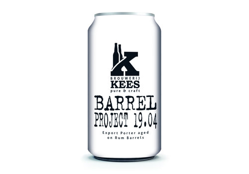 Brouwerij Kees Barrel Project 19.04