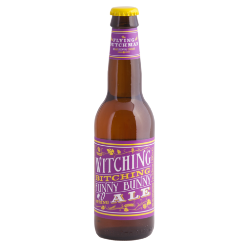 Flying Dutchman Witching Bitching Funny Bunny Spring Ale