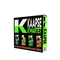 Kaapse Brouwers Cadeauverpakking 4-Pack