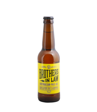 Brothers In Law Brothers In Law Australian Pale Ale