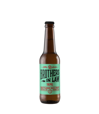 Brothers In Law Brothers In Law Tripel 24x33CL
