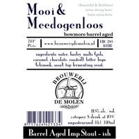 Brouwerij de Molen Mooi & Meedogenloos Bowmore BA