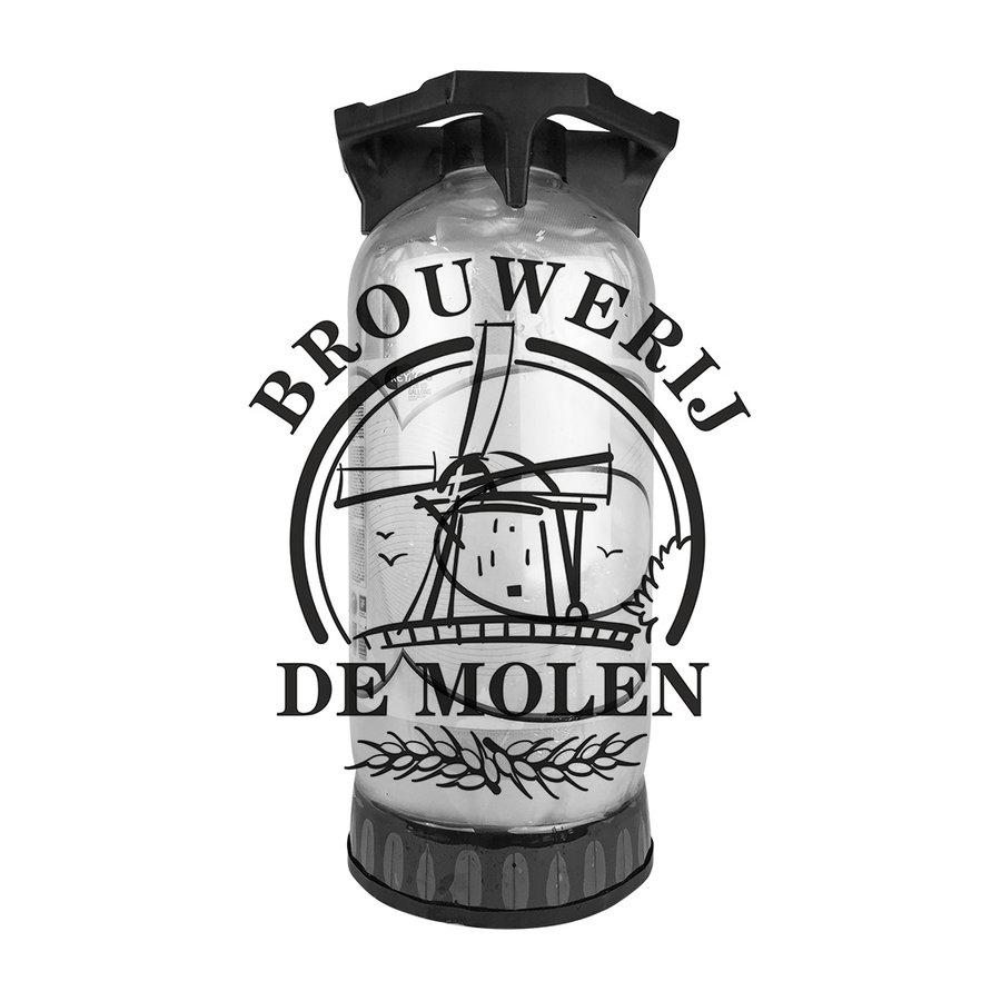 Brouwerij de Molen Rook & Vuur Fust 20L