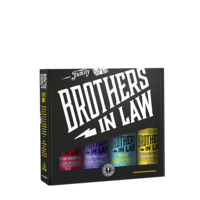 Brothers In Law Cadeauverpakking 4-Pack