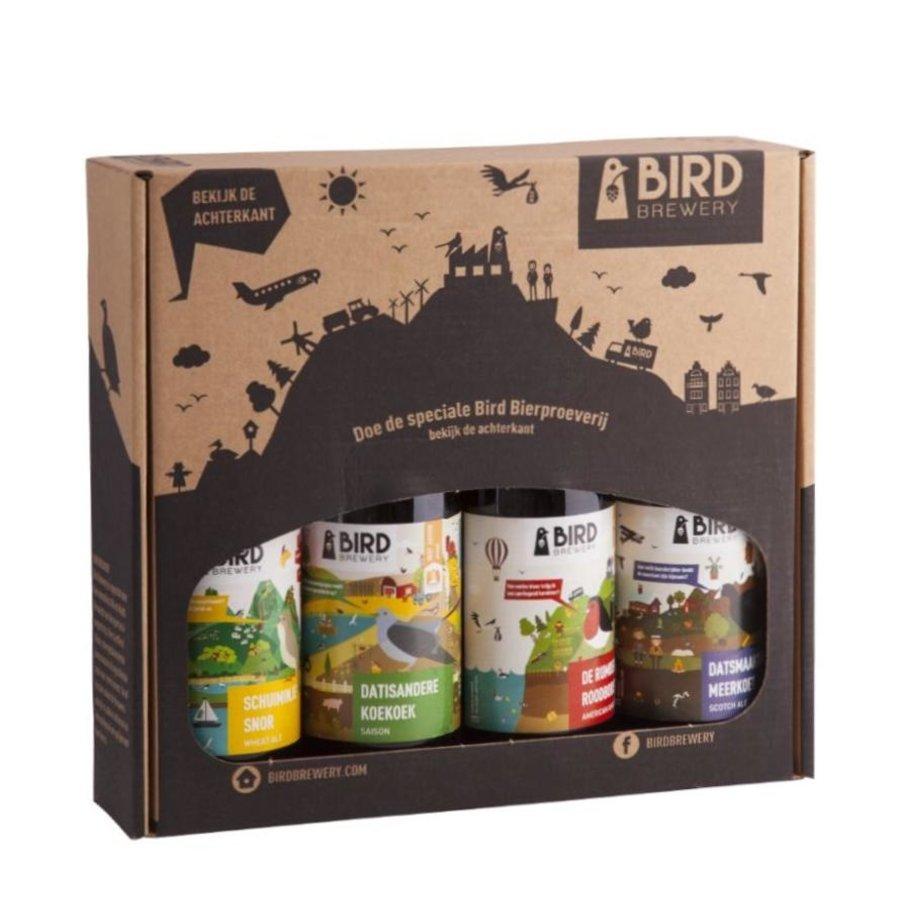 Bird Brewery Cadeauverpakking 4-Pack