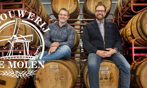 Brouwerij de Molen Barrel Aged introductiedoos!