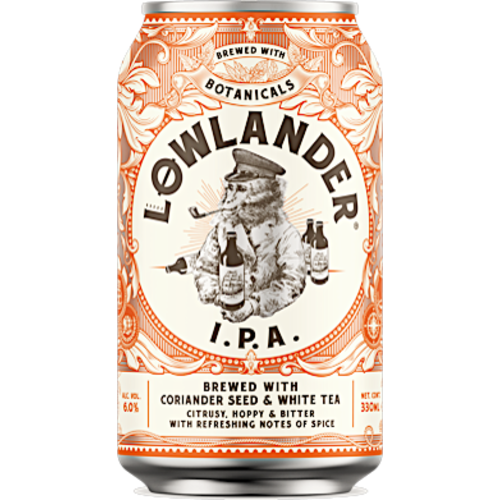 Lowlander India Pale Ale Blik