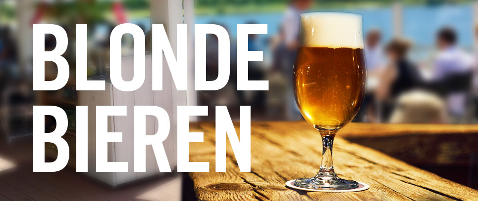 Extra aandacht voor Blonde bieren