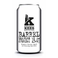 Brouwerij Kees Barrel Project 19.07