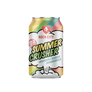 Rock City Brewing Summer Crusher
