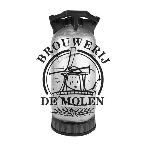 Brouwerij de Molen Hel & Verdoemenis Fust 20L