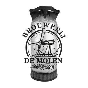 Brouwerij de Molen Op & Top Fust 20L