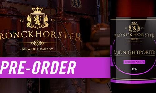 Pre-order voor re-release van de Midnightporter.