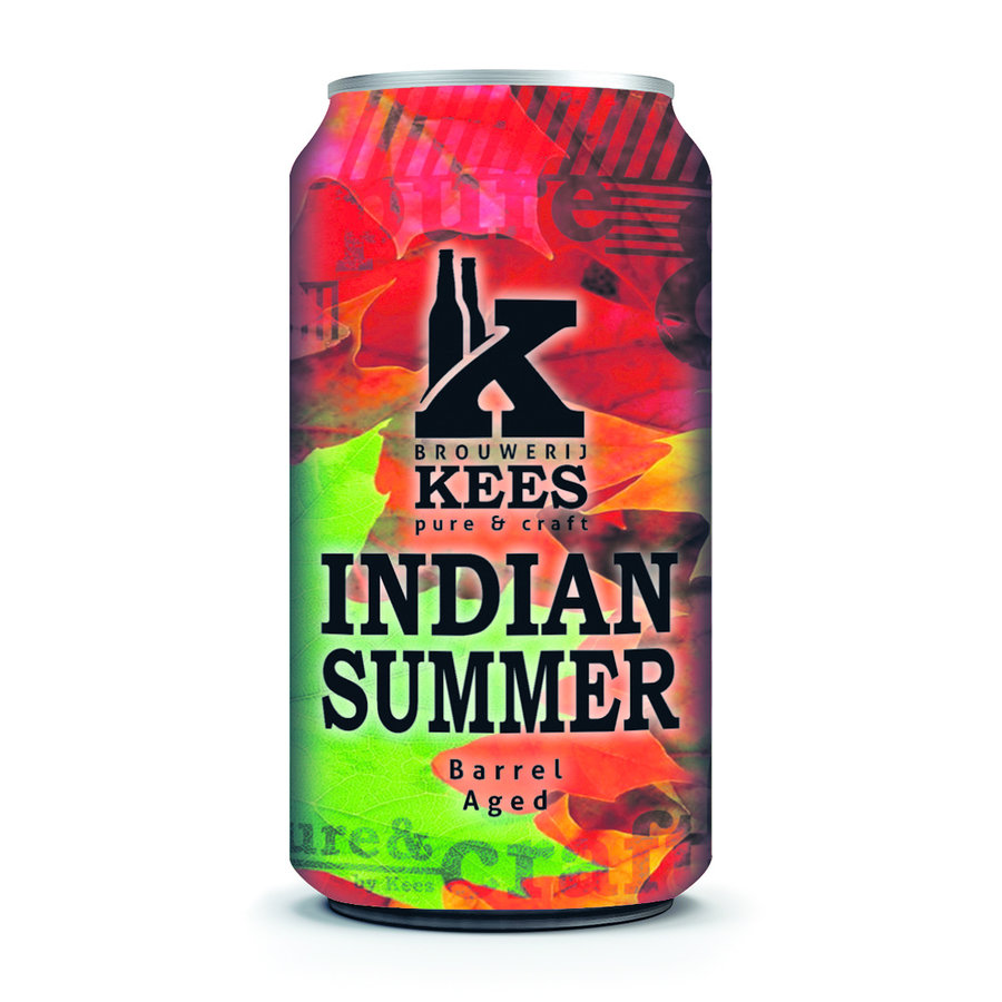 Brouwerij Kees Indian Summer Doppelbock BA