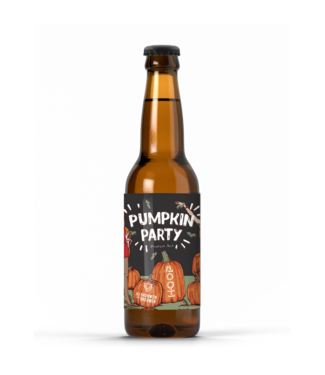 Gebrouwen door Vrouwen Gebrouwen door Vrouwen Pumpkin Party