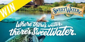 Win een Big Green Egg met SweetWater Brewing Company!