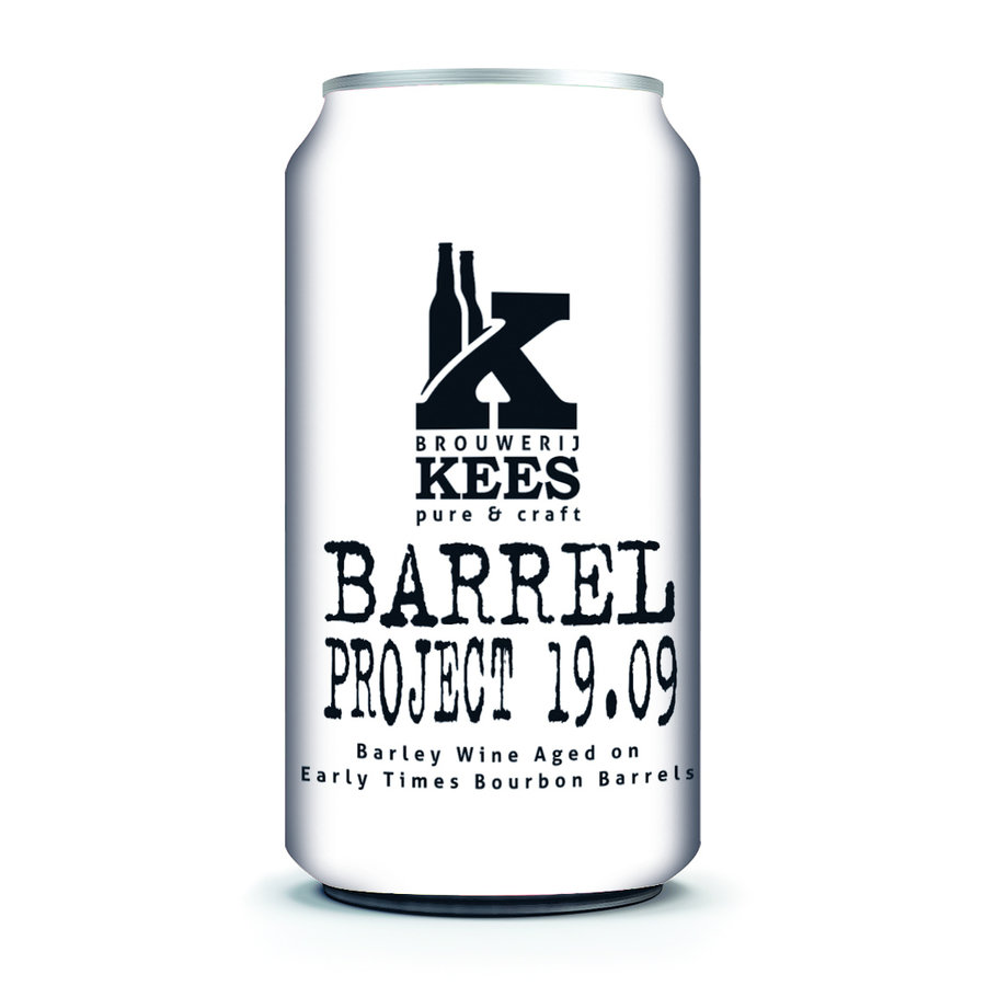 Brouwerij Kees Barrel Project 19.09