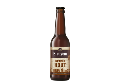 Brouwerij Breugem Saense Kracht Hout