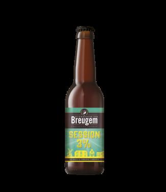 Brouwerij Breugem Brouwerij Breugem Session 3% 24x33CL