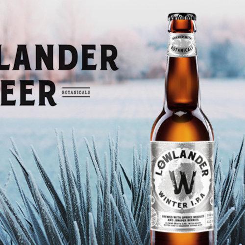 Met Lowlander de Winter door
