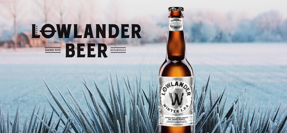 Met Lowlander de Winter door