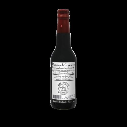 Brouwerij de Molen Bommen & Granaten Bourbon Brett BA