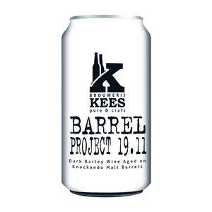 Brouwerij Kees Barrel Project 19.11