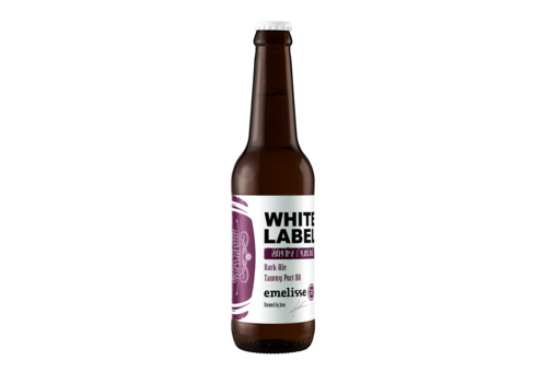 Emelisse White Label Dark Ale Tawny Port BA No.2 - 2019